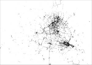 Walking Map of Berlin