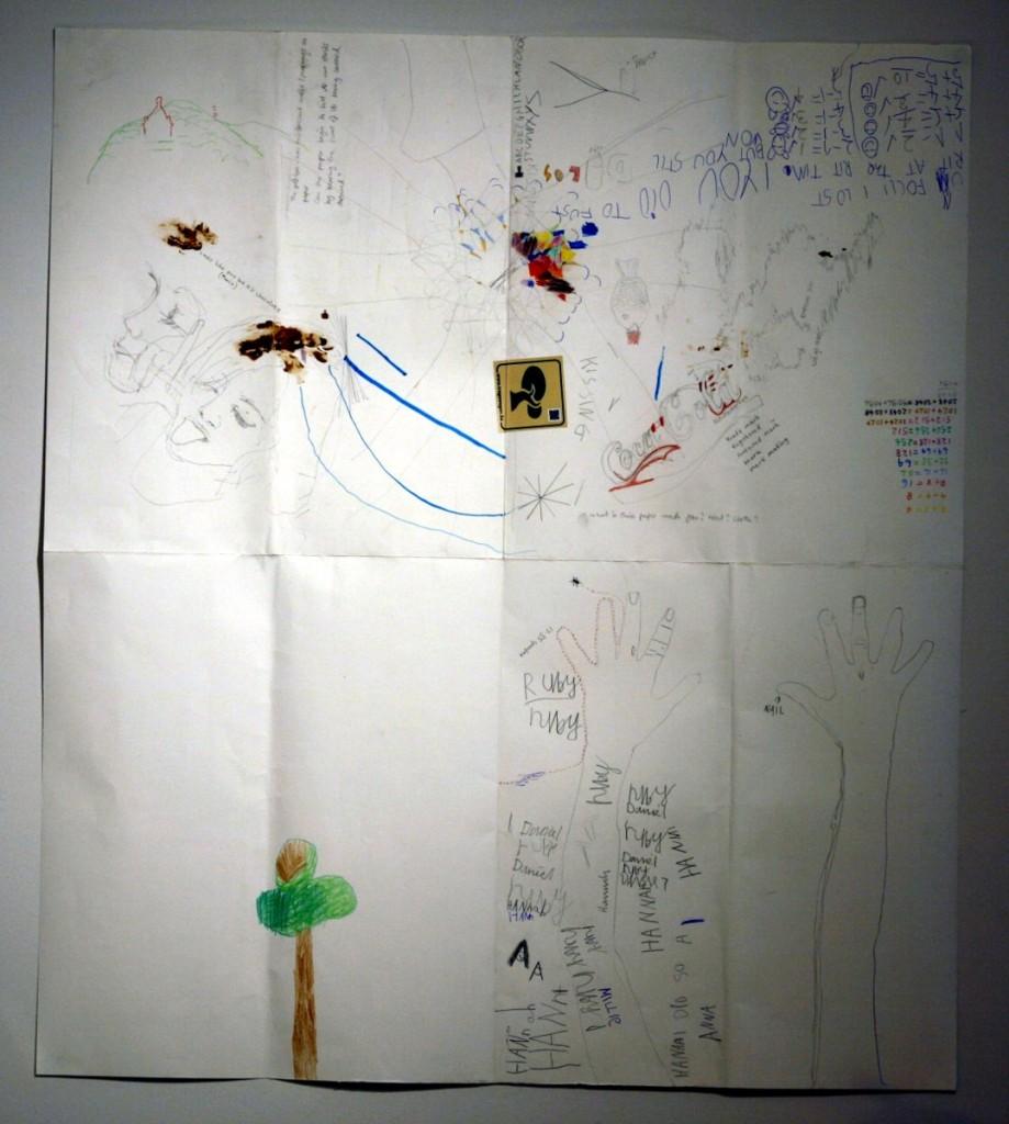 Ruby Dan Collaborative Drawing 16 Sept 2012